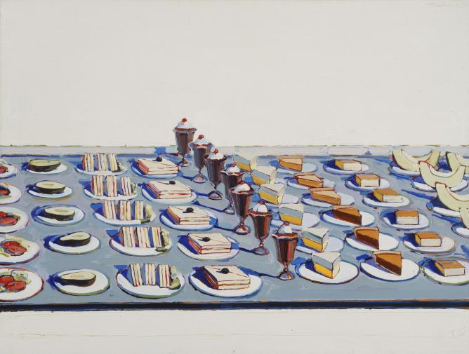 Art and Food | Art and Appetite: American Painting, Culture, and Cuisine