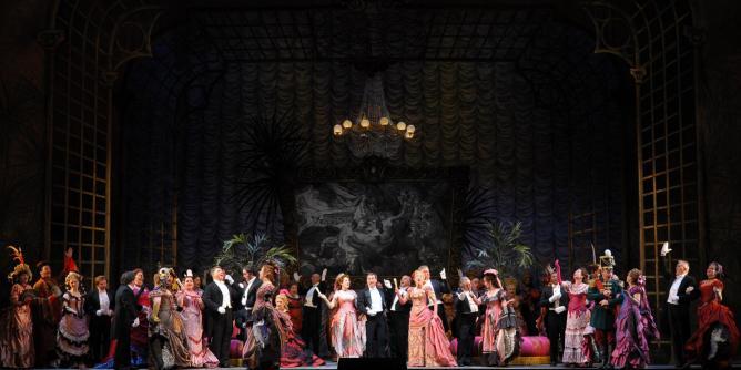 Opera | Die Fledermaus