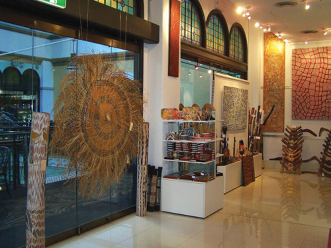 Aboriginal Art Galleries