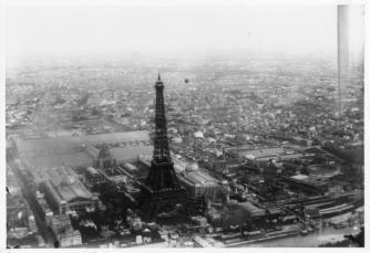 historic Paris