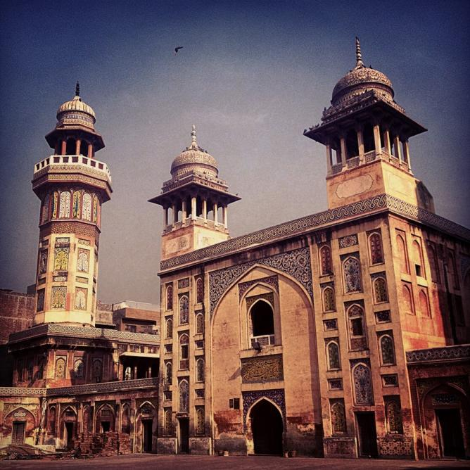 Reliving The Past In Lahore S Wazir Khan Mosque