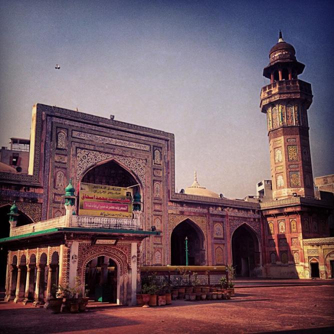 Wazir Khan Mosque Lahore Pakistan