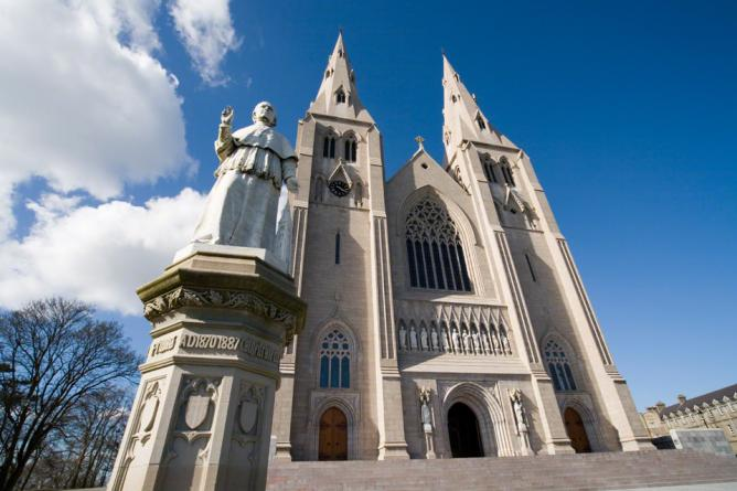 St. Patrick's Catholic cathedral in Armagh