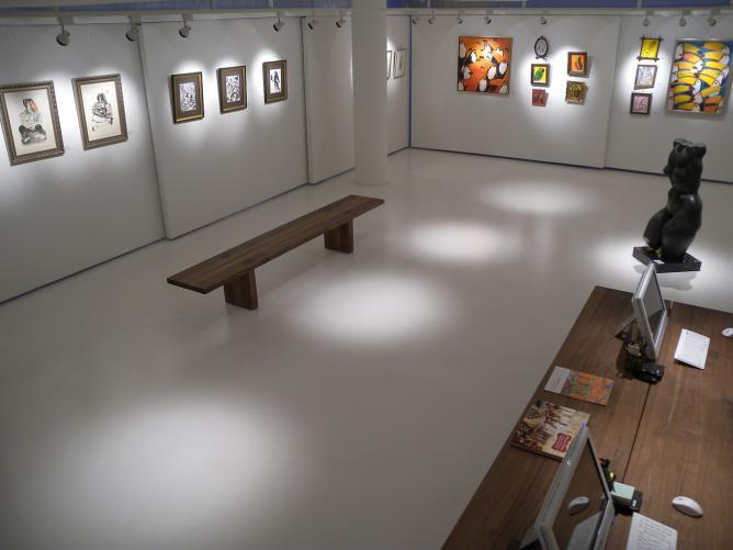 Modern Art Gallery Sofia