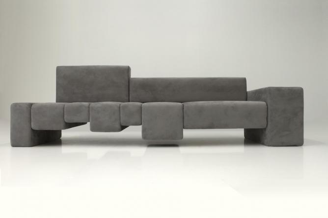 Dima Loginoff, Fifth Avenue Sofa