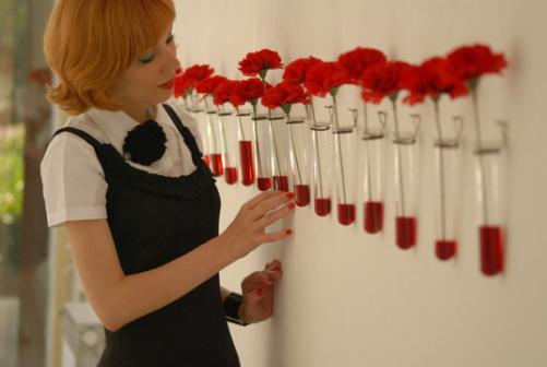 Milica Rakić, Installation 'Rođena bez razloga', Centre for Contemporary Art of Montenegro | © CSUCG
