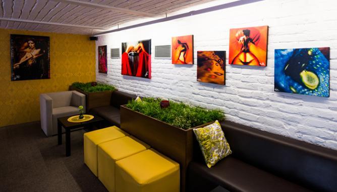 PRO.Laika Gallery Restaurant, Solvakia