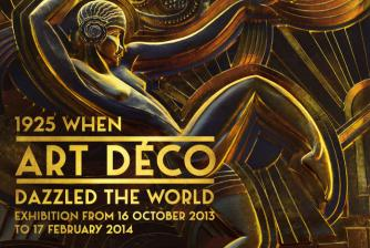 Paris 1925: When Art Deco Dazzled the World