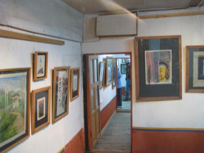 Vajrayana Art Gallery