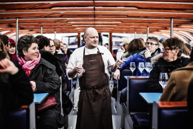Gastro Cruise Copenhagen Cooking