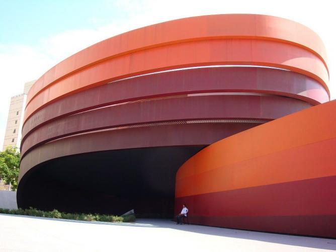 Ron Arad Design Museum, Holon, Israel
