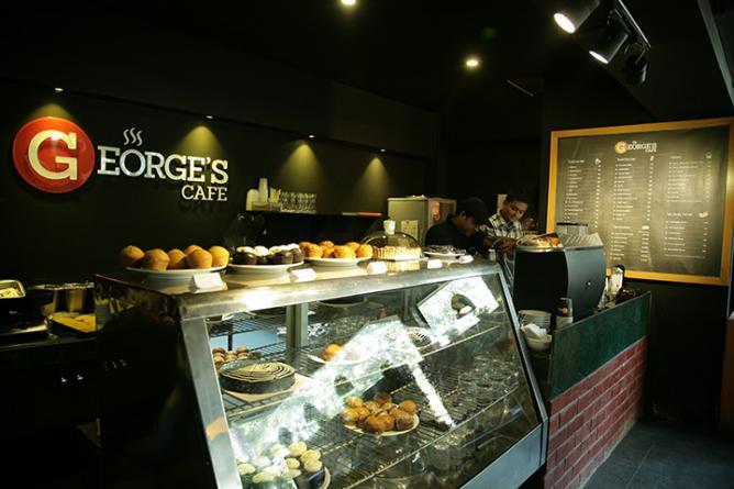 George S Cafe Dhanmondi Menu