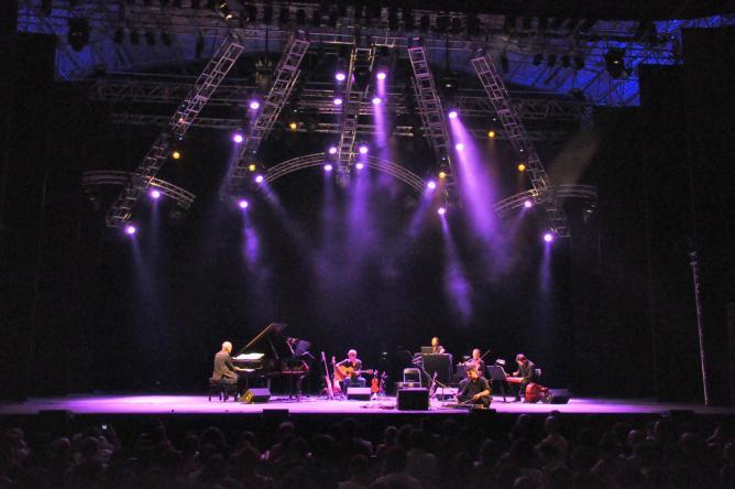 Ludovico Einaudi in Concert 2011 © Lu Is/Picasa
