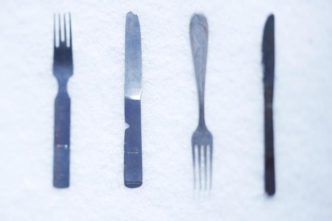 Knives and Forks | © Sandy Nicholson