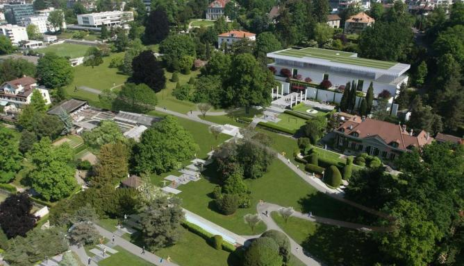 Lausanne's Olympic Museum