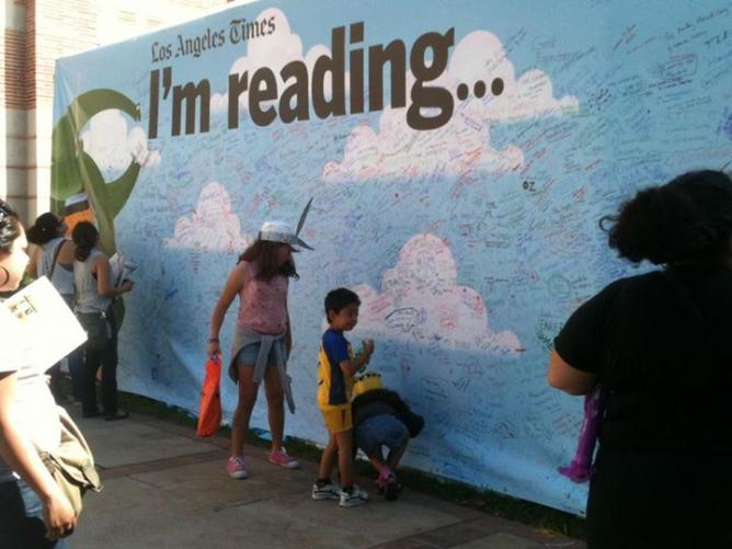 © Los Angeles Times Festival of Books