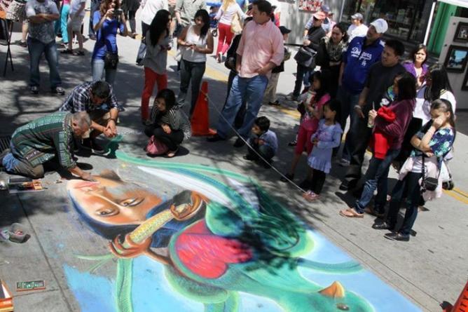 © Downtown Burbank Arts Festival
