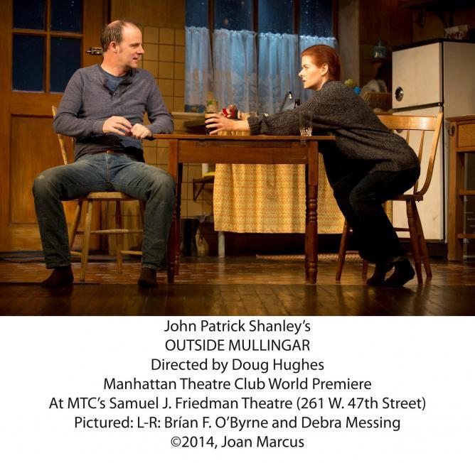 Outside Mullingar at Samuel J. Friedman Theatre