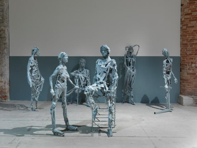 Pawel Althamer: The Neighbours at New Museu