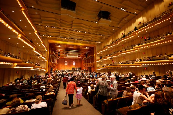 New York Philharmonic's Joan of Arc at the Stake
