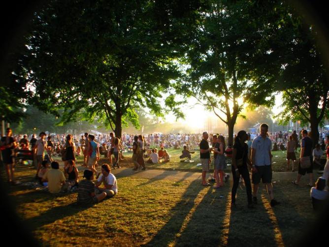 Pitchfork Festival, Chicago
