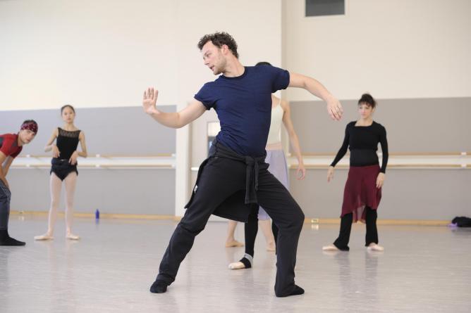 Liam Scarlett: World Premiere at SF Ballet