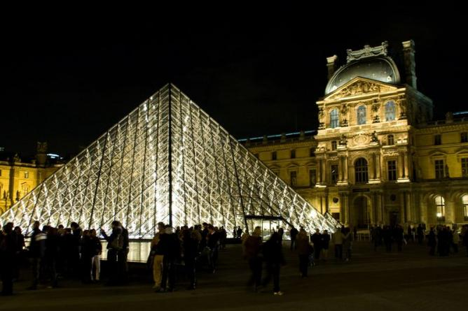 White Night, Paris