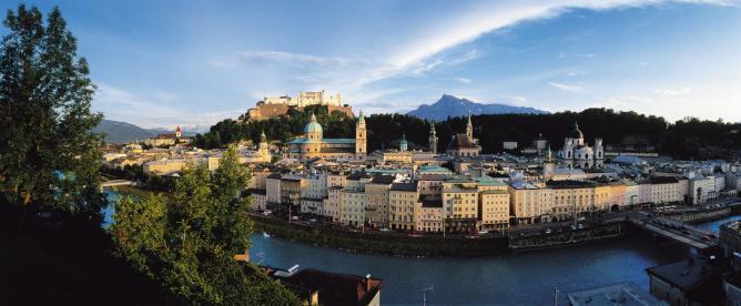 Salzburg panorama | © Tourismus Salzburg