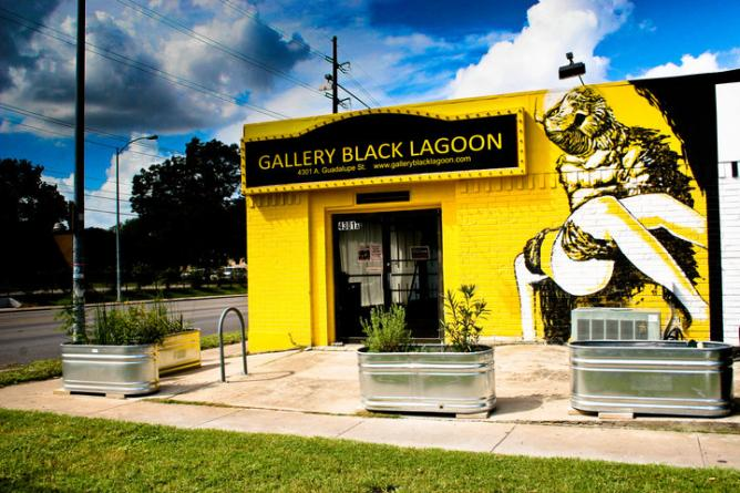 Gallery Black Lagoon
