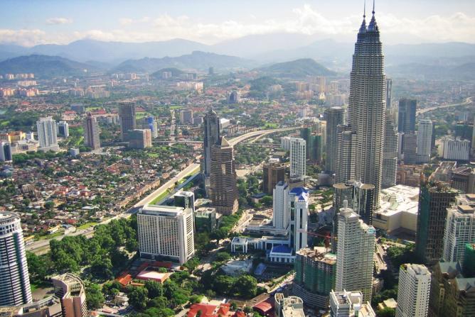 Kuala Lumpur © Khalzuri Yazid/Flickr