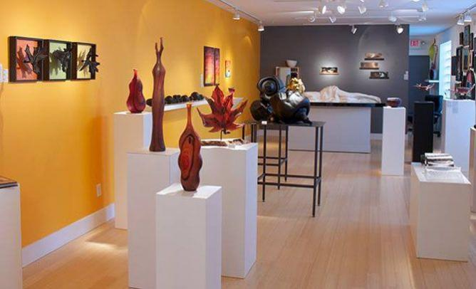 Morgan Contemporary Glass Gallery