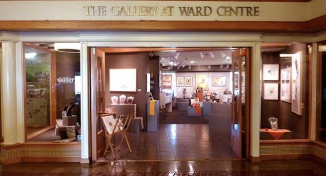 The Gallery at Ward Centre