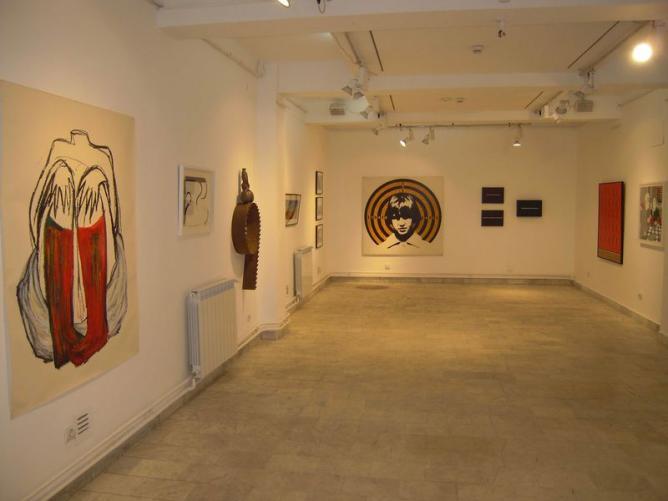 Gallery Beograd, Serbia