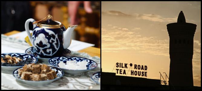 Silk Road Teahouse