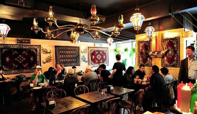 Restaurants Wooster Street New Haven Ct