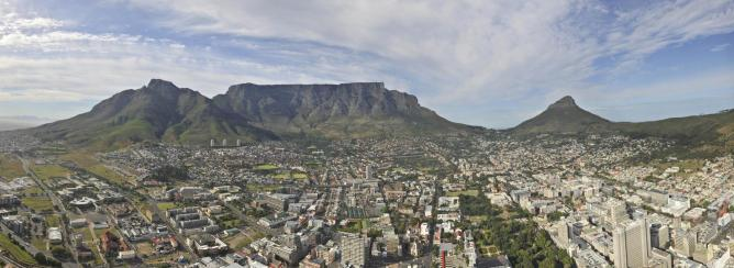 Cape Town panorama © Andrew Brown