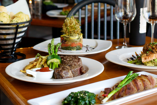David's Restaurant, Portland, Maine