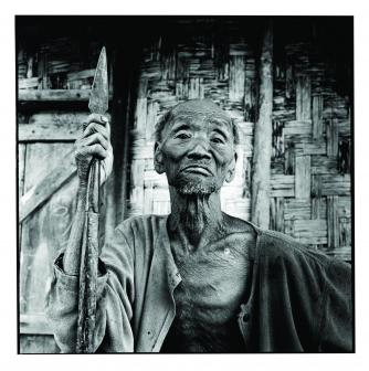 From the series Nagaland by David Bailey, 2012  © David Bailey