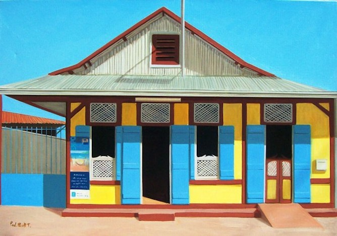 Paul Elliott Thuleau, 'L'Encadrer Galerie', Image courtesy of Savannah Art Gallery