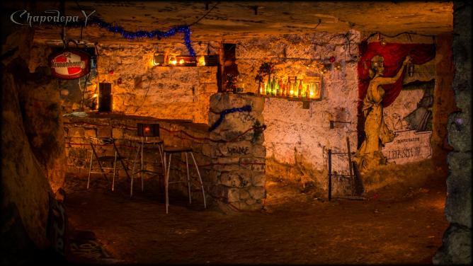 Bar underground photo
