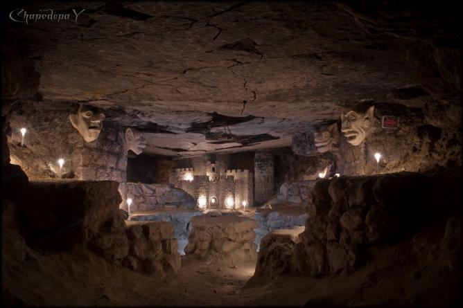 Forbidden Paris The Secret World Of The Parisian Catacombs