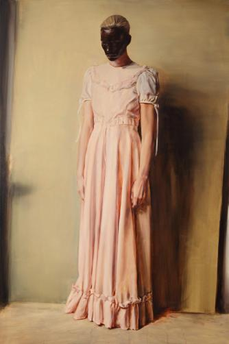 Michaël Borremans, The Angel