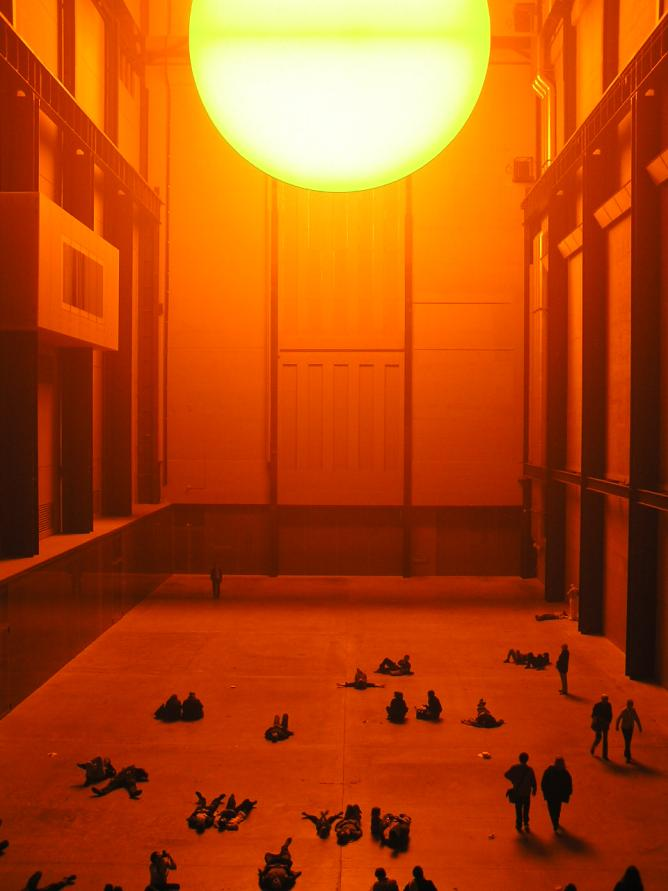 Olafur Eliasson: Beauty and Science in Contemporary ...