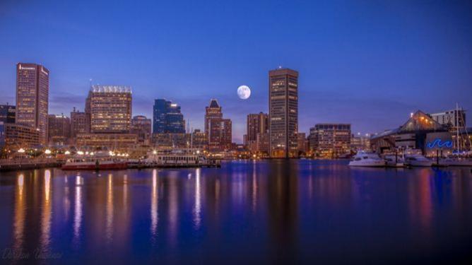 Baltimore | © dpbirds/Flickr