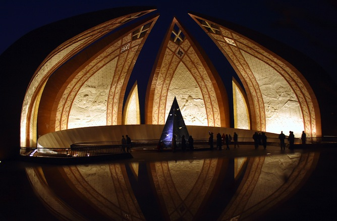 Pakistan Monument | © Muzaffar Bukhari/Flickr