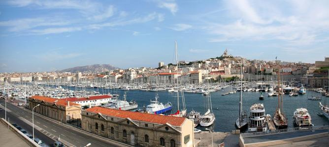 Food lover s guide to marseille s 10 great cultural - Restaurant le vieux port marseille ...