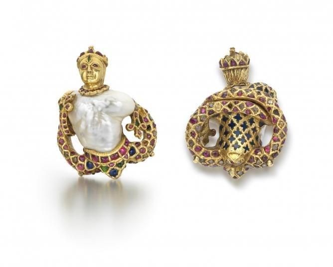 IRJF Indian Jewels - Pendant
