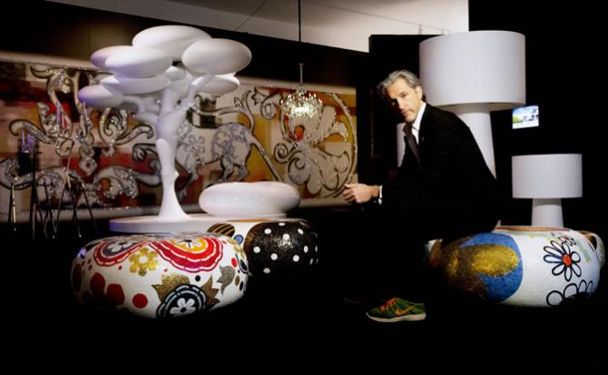 Design | Marcel Wanders: Pinned Up at the Stedelijk, 25 Years of Design