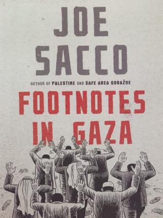 Joe Sacco / Footnotes In Gaza