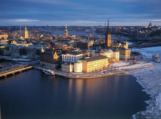 Stockholm | © Botan/WikiCommons